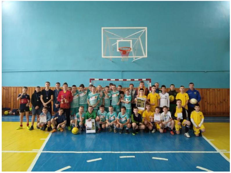 У Ківерцях змагалися юні футболісти