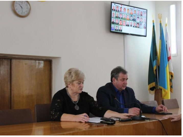 У Ківерцях депутати обрали голову райради, ним став Олександр Гурський
