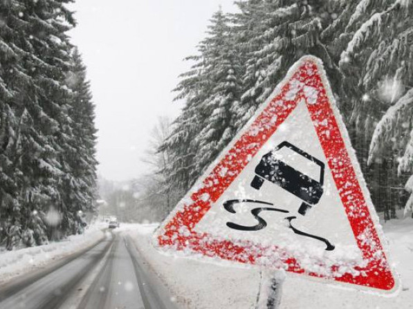 Водіїв Ківерцівщини просять не виїжджати без потреби на дороги