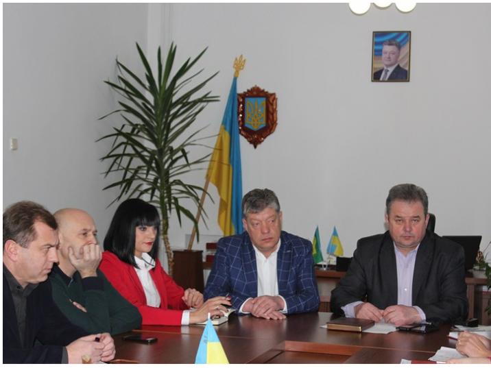 У Ківерцівській РДА говорили про роботу районних устав після створення ОТГ