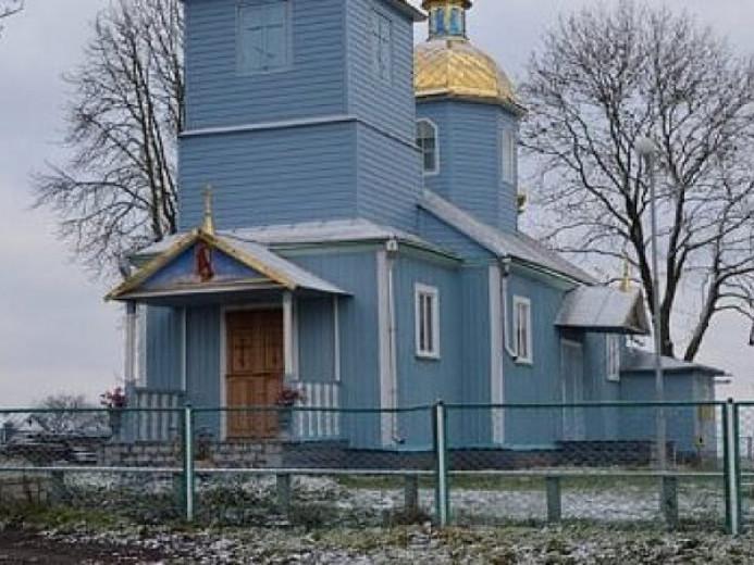 Дерно: у селі обікрали церкву Московського патріархату