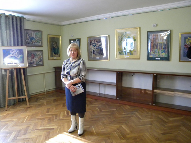 Леся Каспрук