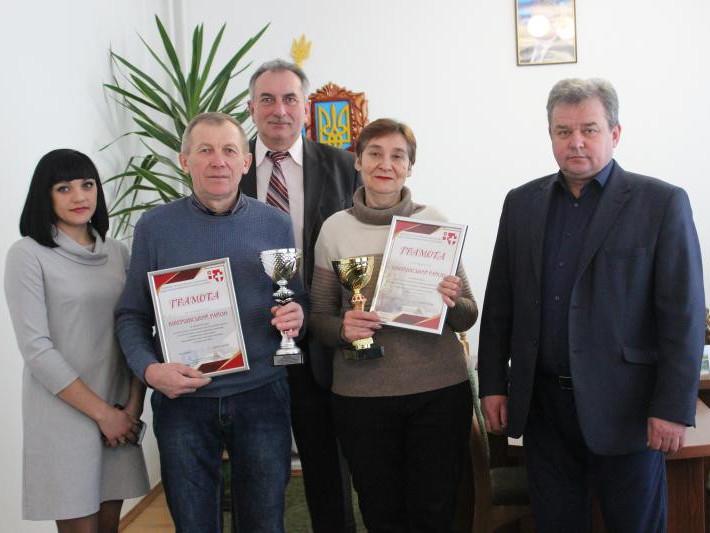 Спортсмени Ківерцівського району на другому місці в області