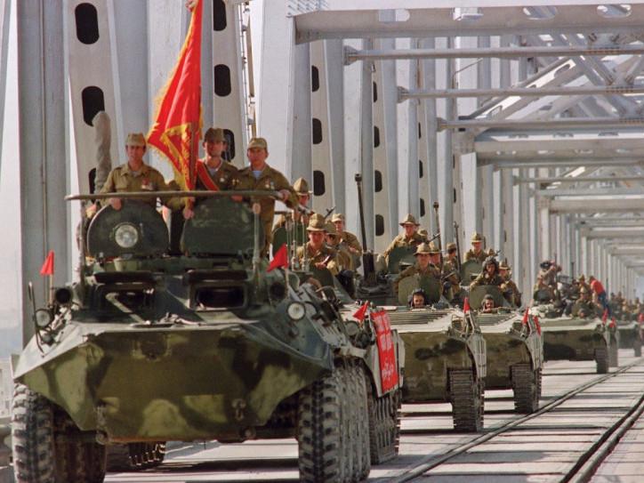 У Ківерцях вшанують воїнів-афганців