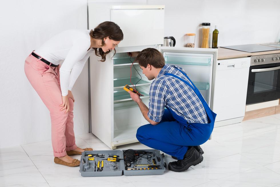 Ремонт холодильників та морозильних камер