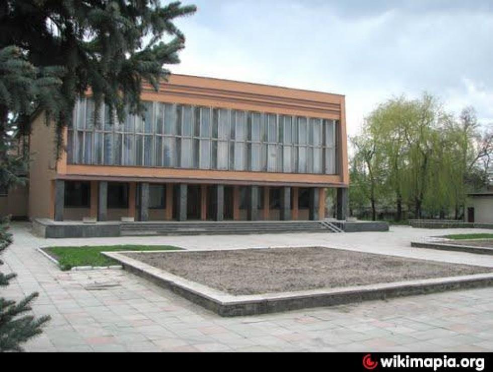 Будинок культури деревообробного комбінату ім. М.П.Ковальова