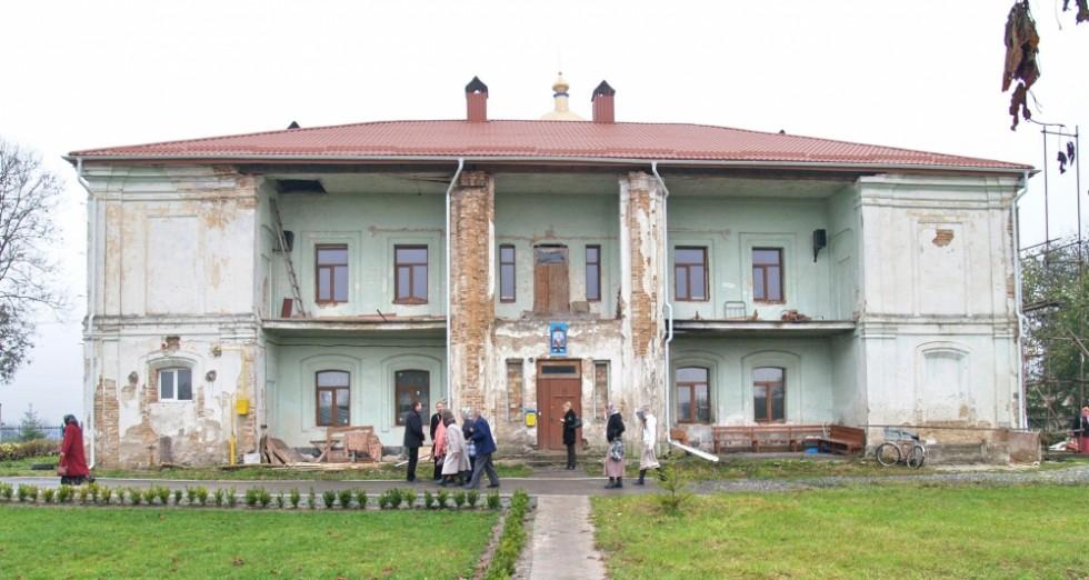 Палац митрополитів, Жидичин