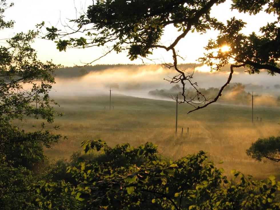 Цумань під покровом туману