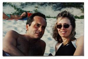 Ентоні Радзівілл відпочиває разом з дружиною Керол