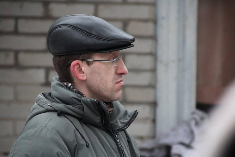 Степан Штокало - начальник відділу науково-дослідної роботи «Цуманської пущі»