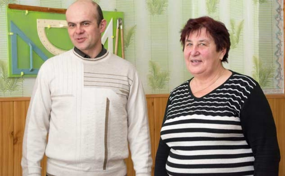Директор і завуч переконують: Холоневичі – село перспективне.