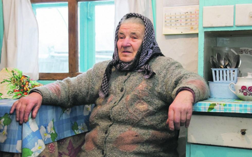 Бабуся Уляна: «За 91 рік працювала при різній владі».