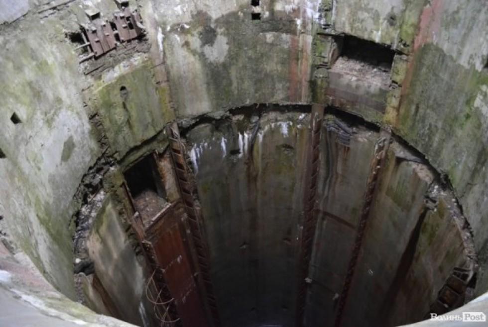 Ракетна шахта, Війниця, 2012