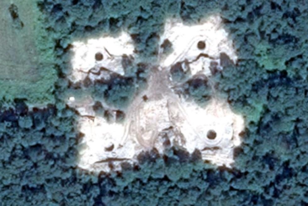 Шахтна пускова установка, Війниця