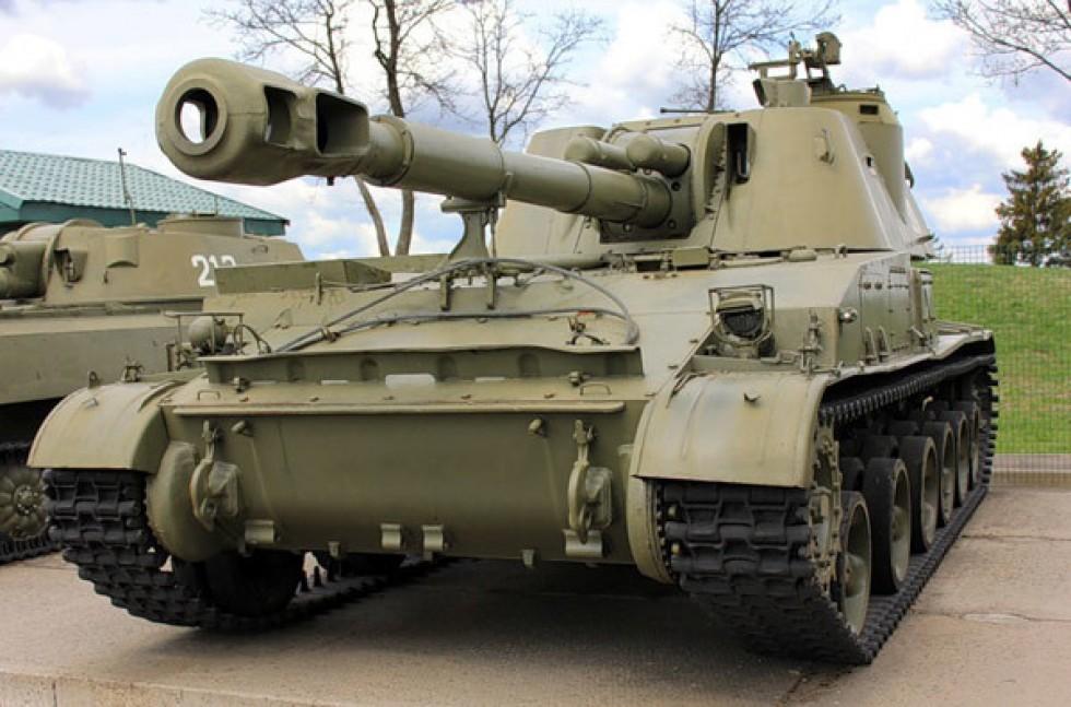 Самохідна артилерійська установка 2С3 «Акація»