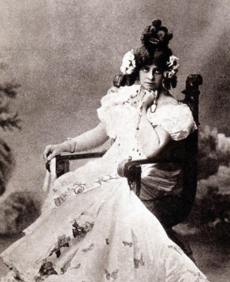 Габріеля Запольська, 1880-ті роки
