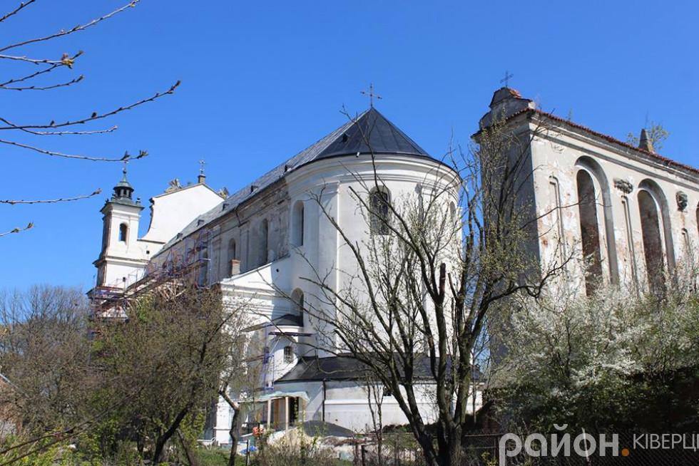 Костел Святої Трійці став видатною пам'яткою архітектури XVII століття
