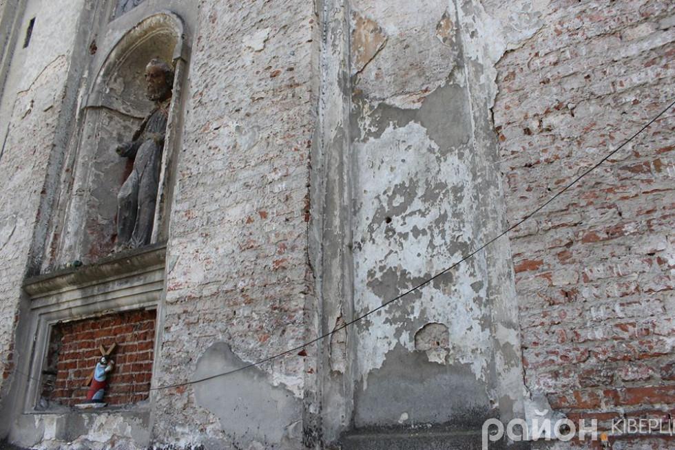 Костел збудували у стилі римського храму ІльДжезу