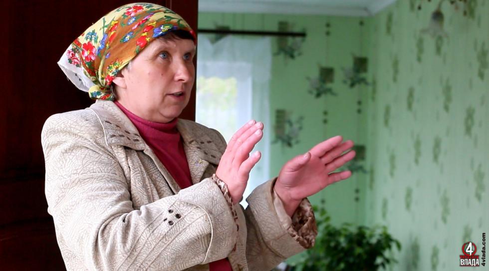 Руслана Панасюк каже, що листи з печаткою ГО і підписом, схожим на її, вона не підписувала