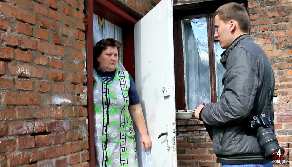 Оксана Ярецька навідріз відмовляється говорити з журналістами. Обіцяє звертатися в поліцію, якщо ще щось питатимемо