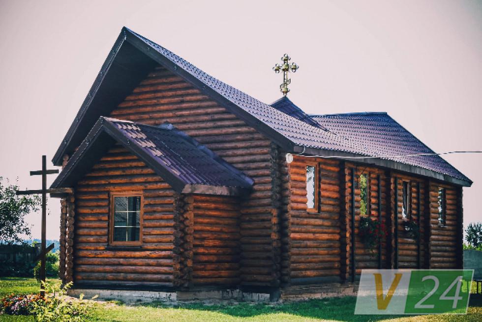 Ще недавно цей храм стояв у Луцьку