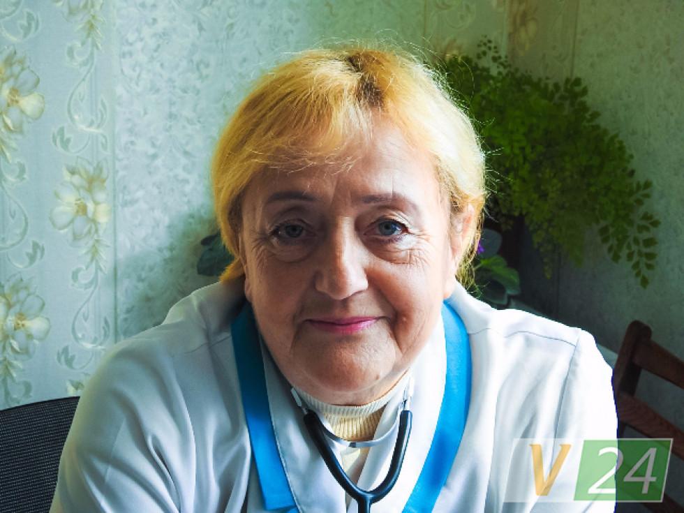 Галина Степанова - вже десятки років перший лікар для понад трьох тисяч людей!