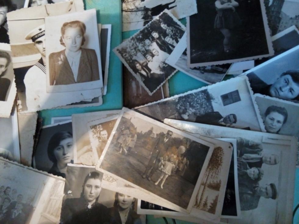 Домашня колекція старих фото