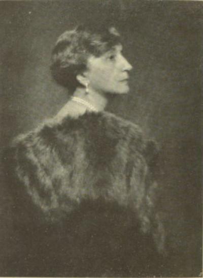 Анна Любомирська на 25-річчя шлюбу, 1930 рік