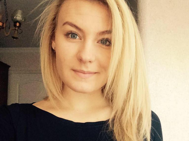 20-річна Анастасія Дем'янчук