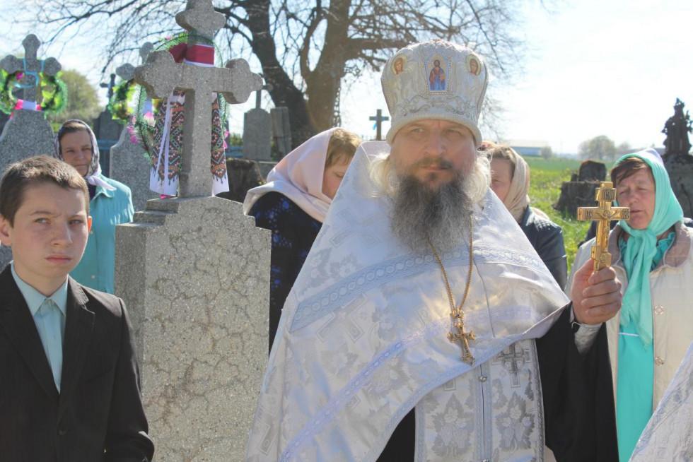 Благочинний Горохівської округи протоієрей Валерій Пилипчук