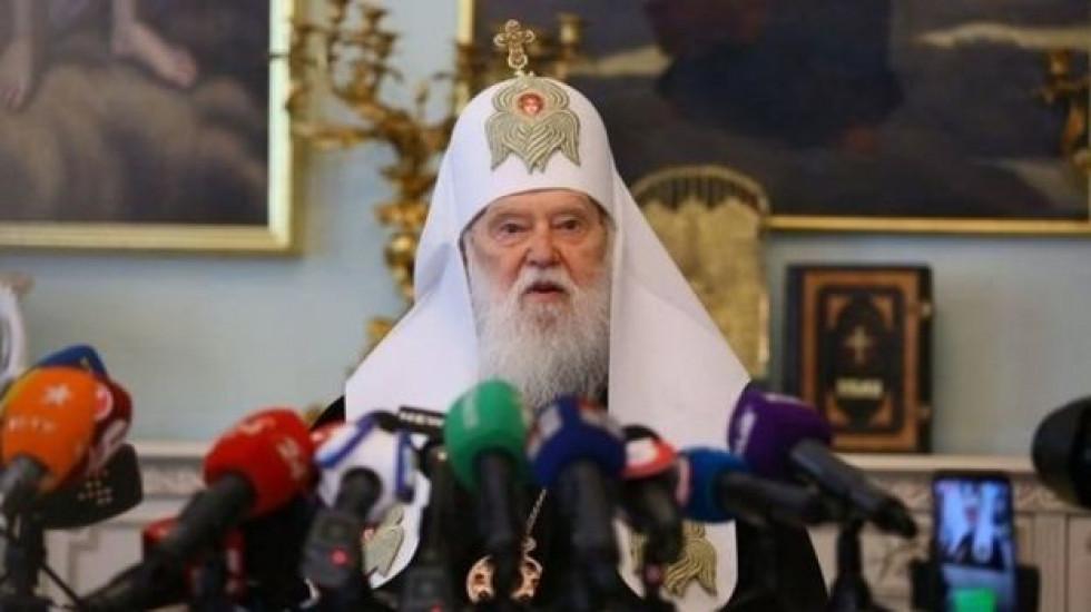 Колишній патріарх Філарет відійшов від ПЦУ і знову хоче будувати УПЦ Київського патріархату
