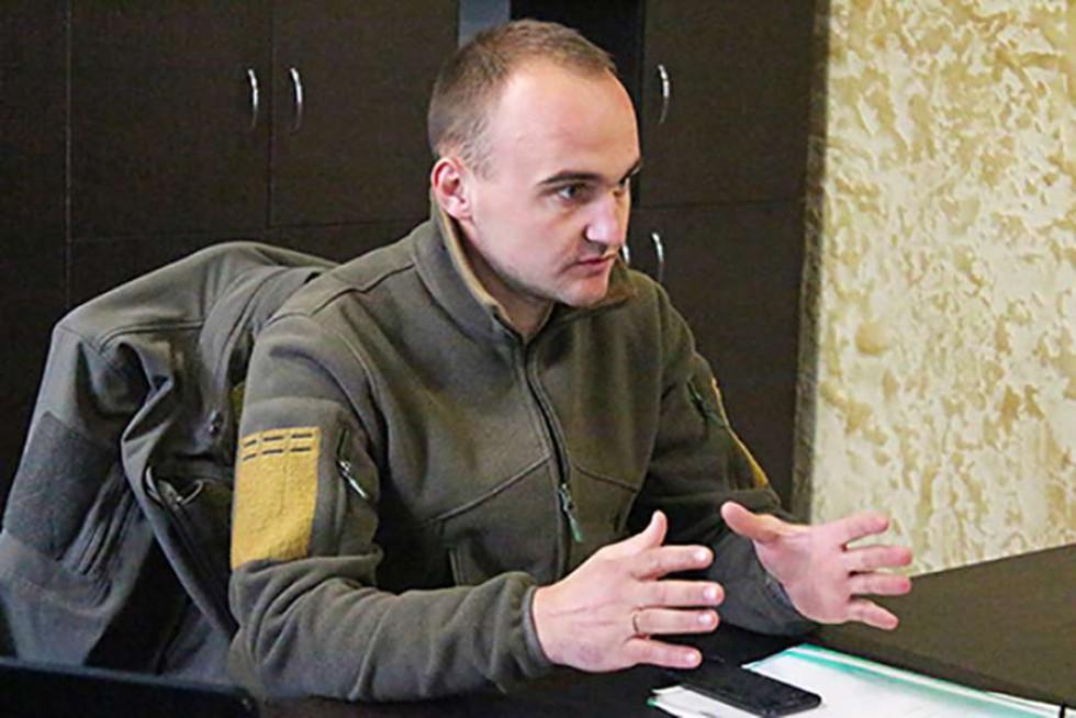 Сергій Тишковець
