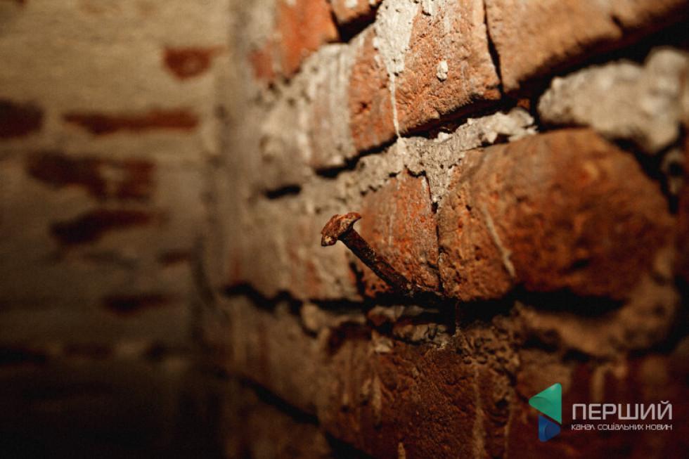 Стіни тут дихають історією...
