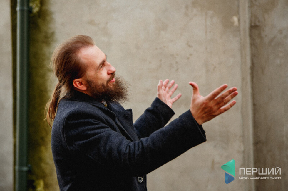 Намісник монастиря архімандрит Костянтин Марченко