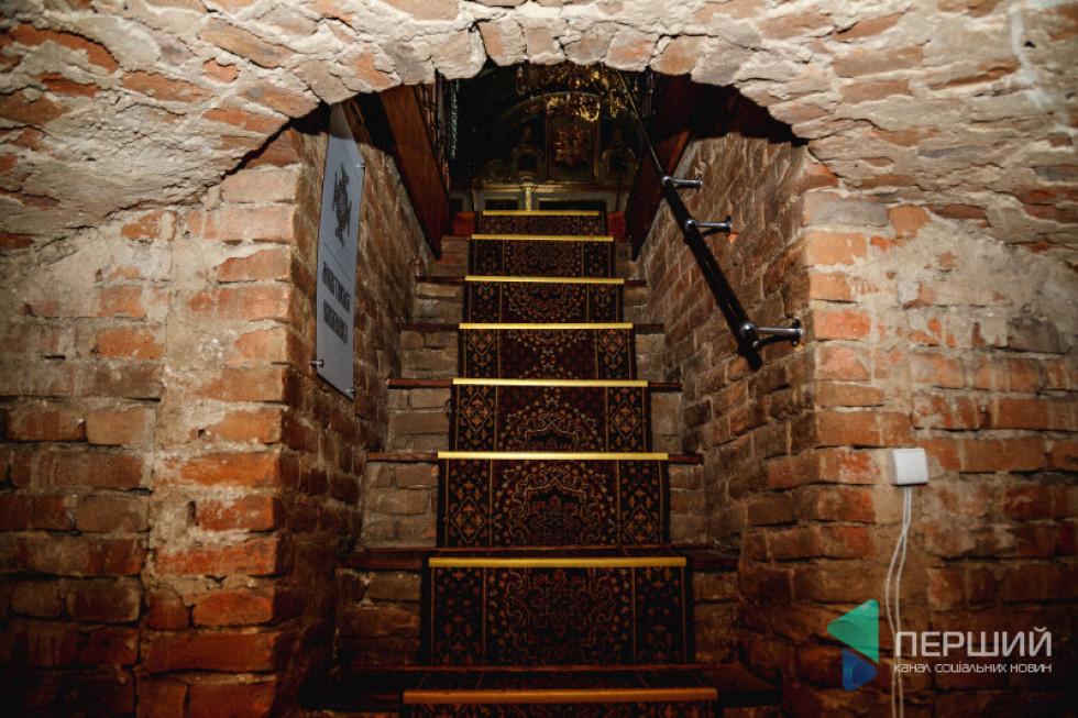 Ці підземелля – тільки невелика частина того, що приховує жидичинська монастирська земля