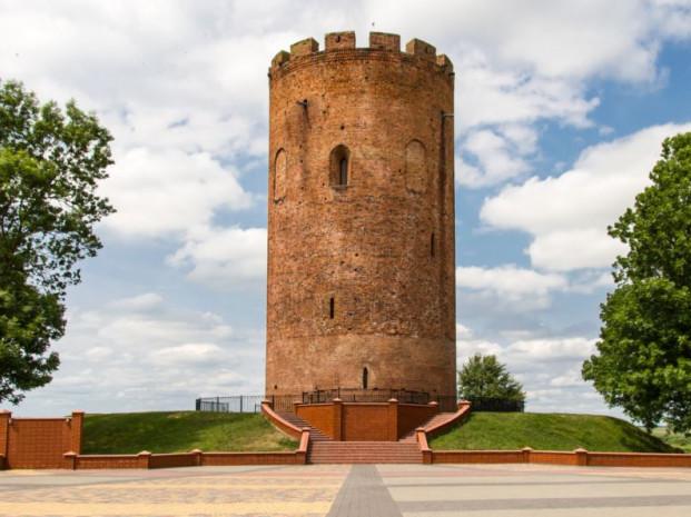 Кам'янецька вежа (Кам'янецький стовп) – оборонна вежа волинського типу в місті Кам'янець Брестської області. Збудована протягом 1271–1288 років за наказом волинського князя Володимира Васильковича
